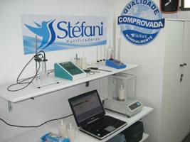 Stéfani Laborumgebung, Abt. Qualitätsüberwachung und Analysen