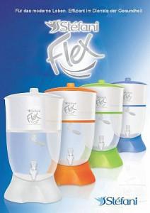Stéfani FLEX 6L Trinkwasserfilter-System Light