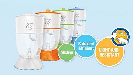 Stefani FLEX 6L Trinkwasserfilter-System