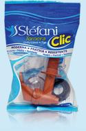 Stéfani CLIC Zapfhahn BRAUN Verpackung