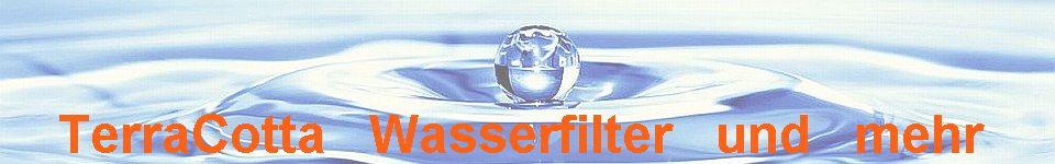 TerraCotta Wasserfilter :: Design und Funktion